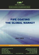Pipe coating - the global market