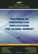 Polymers in photovoltaics applications - the global market