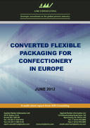 Converted flexible packaging for confectionery in Europe