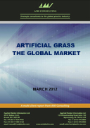 Artificial grass - the global market