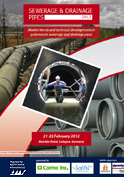 Sewerage and Drainage Pipes 2012 - Conference Proceedings