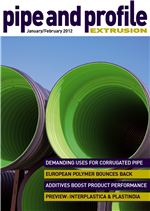 Latest Issue of Pipe and Profile