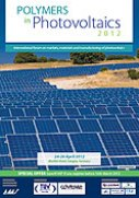 Polymers in Photovoltaics 2012 - Conference Proceedings