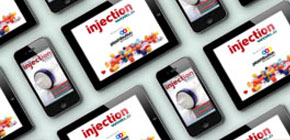 Injection World App reaches 2000 downloads