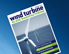 AMI publishes first Wind Turbine Blade Manufacturing magazine