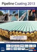 Pipeline Coating 2013 - Conference Proceedings