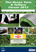 Grass Yarn and Tufters Forum 2013 - Conference Proceedings