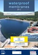 Waterproof Membranes 2012 Conference Proceedings
