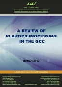 A review of plastics processing in the GCC