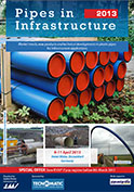 Pipes in Infrastructure 2013 - Conference Proceedings