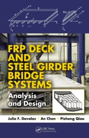 FRP Deck and Steel Girder Bridge Systems: Analysis and Design