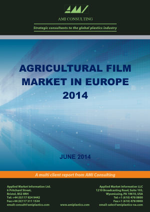 The market for agricultural films in Europe